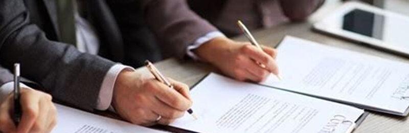 Firmado el Convenio de Ahorro