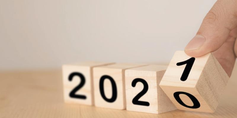 """RESUMEN AÑO 2020: """"Una de cal y otra de arena"""""""
